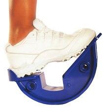 ABS приспособление для растяжки ног рокер голени лодыжки стрейч баланс доска массаж педаль для фитнеса носилки подошвенный для йоги фитнеса