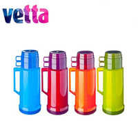 THERMOS VETTA 1L with 2 mug sale high quality travel fishing hunting house tableware discount dish set kitchen children 841-644