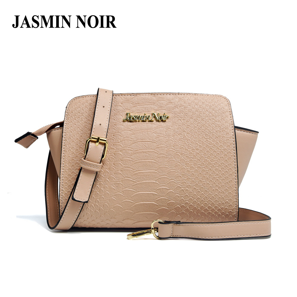 New Fashion Pu Leather Famous Brand Designer Messenger Bag High Quality Women Handbag Shoulder Bags Smile Snake Cross Body Bags 2017 fashion summer women shoulder bags leather high quality messenger bag boston flowers handbag cross body bags tote purse