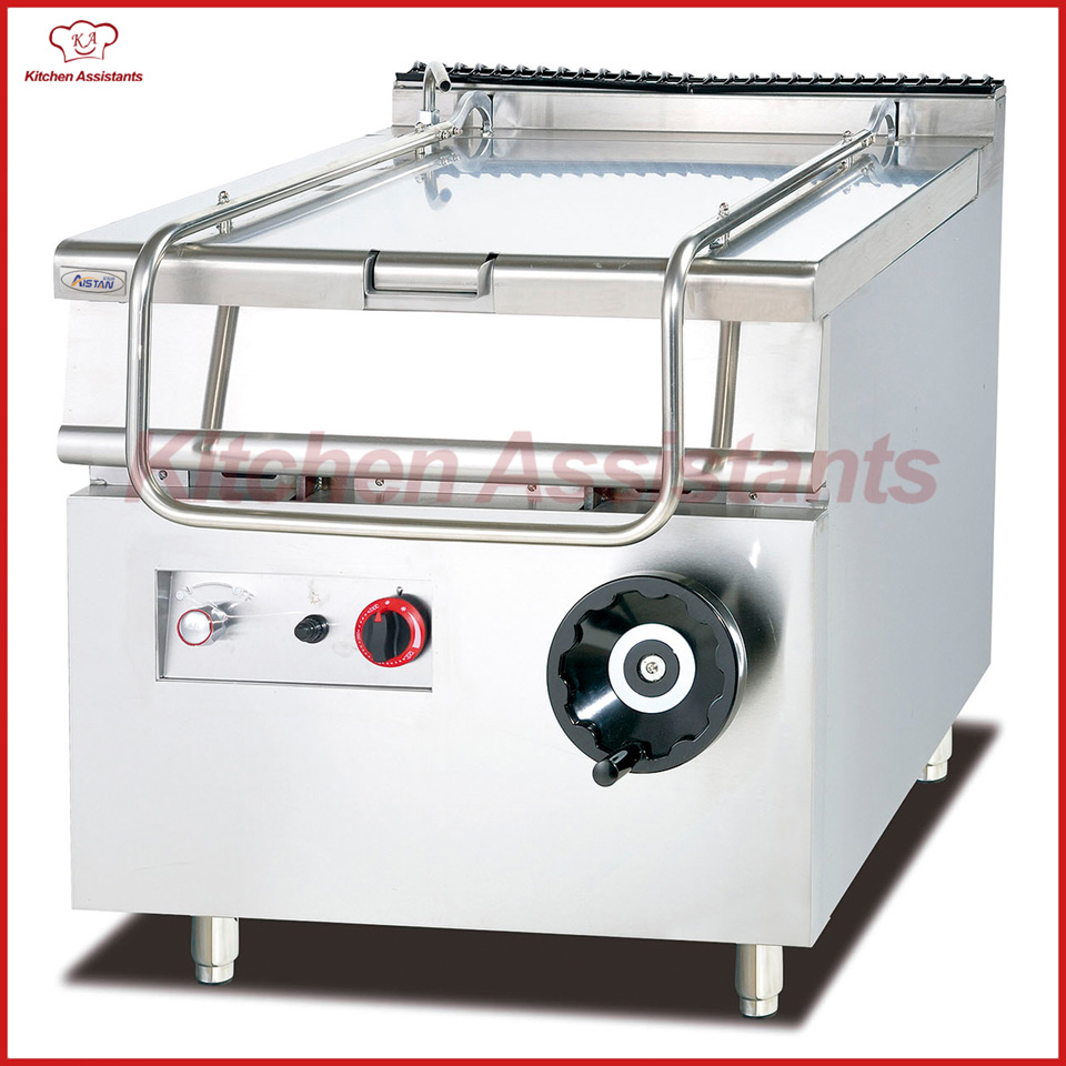 GH780 gas tilting braising pan of catering equipment