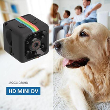 sq11 Mini Camera Full HD 1080P Sensor Night Vision Camcorder Motion Detection DV DVR Video Voice Recorder SQ11