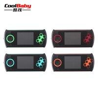 CoolBaby M-D16 2.8 ''1 GB LCD Portatile 16 Bit 100 Classico Videogioco tascabile Player Retro Infanzia Built-In 100 giochi Console
