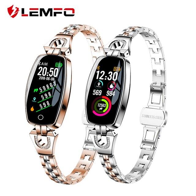 Cмарт-браслет LEMFO H8
