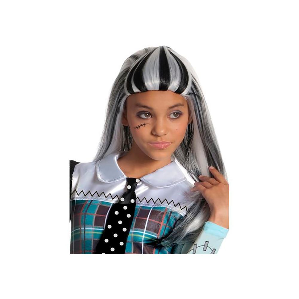 Wig Frankie Stein Monster High monster high freak du chic frankie stein doll
