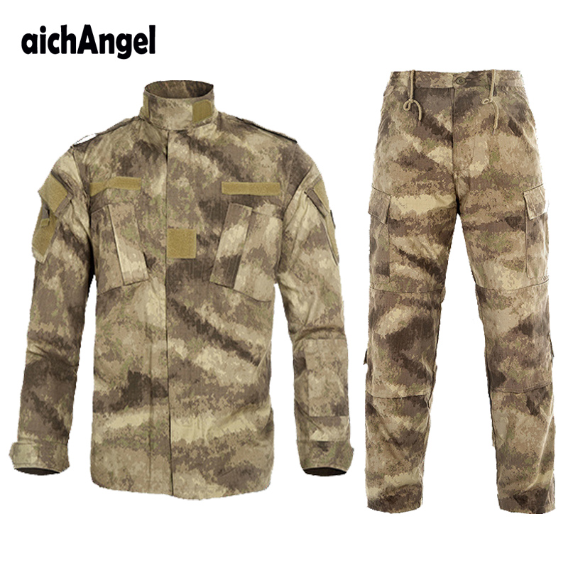 Multicam Black Military Uniform Militar Camouflage Suit Tatico Tactical Military Clothing Airsoft Paintball Equipment Clothes