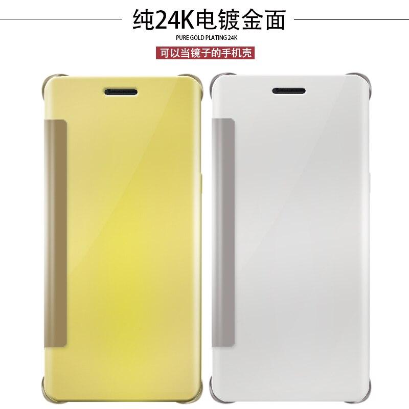 huawei rio l02 case. luxury leather plating mirror case for huawei gx8 gx 8 g8 g rio l01 l02 l03 al00 tl00 phone cover coque rio-al00 i