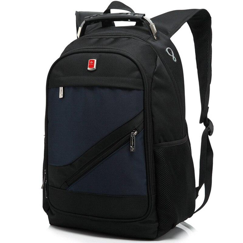 Sac à dos suisse pour homme sac de voyage pour ordinateur portable mochila étanche multifonction - 2