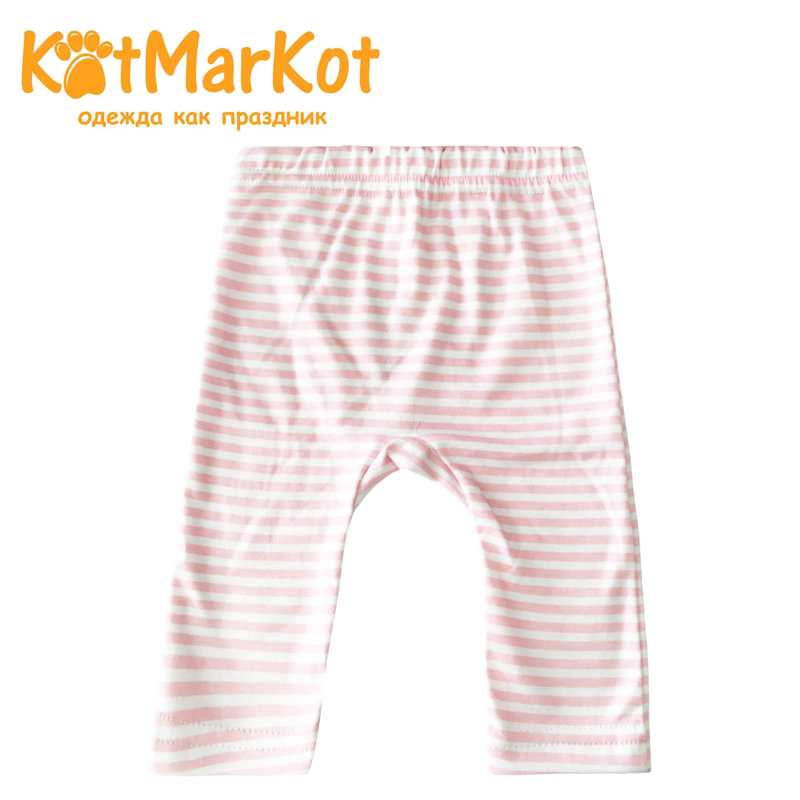 Pants For girls KOTMARKOT 5895p girls contrast tape pants