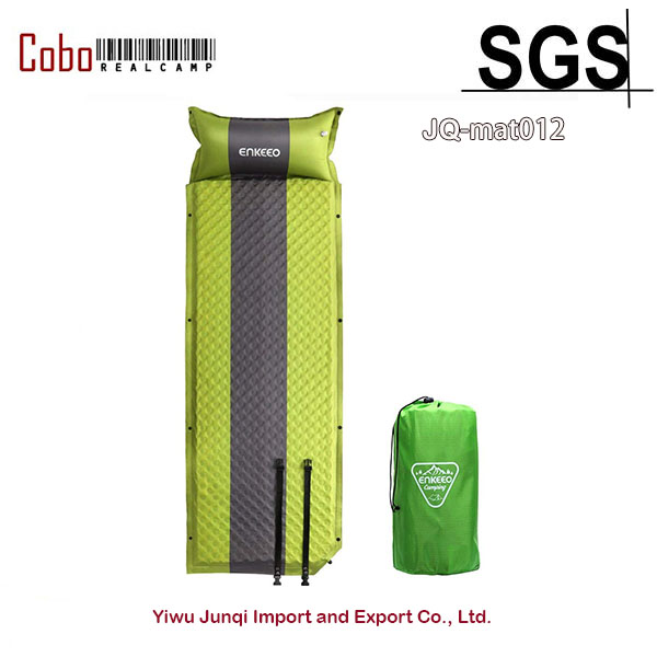 Self inflating Sleeping Pad Lightweight Inflatable Camping Mat Comfortable for Hiking Backpacking Traveling Tenting