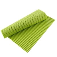 Green Shower Mat Anti Slip Massage Bathroom Mat For Toilet Bath Cut Freely Bathroom Supplies Size