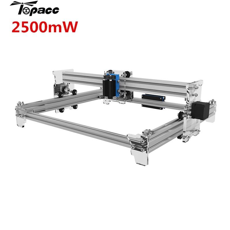 High Quality EleksLaser-A3 Pro 2500mW Laser Engraving Machine CNC Laser Printer DIY laser Equipment high quality southern laser cast line instrument marking device 4lines ml313 the laser level