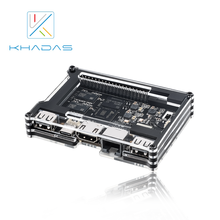 Khadas VIM1 Pro Quad Core ARM Development Board Amlogic S905X Open Source DIY Box AP6255