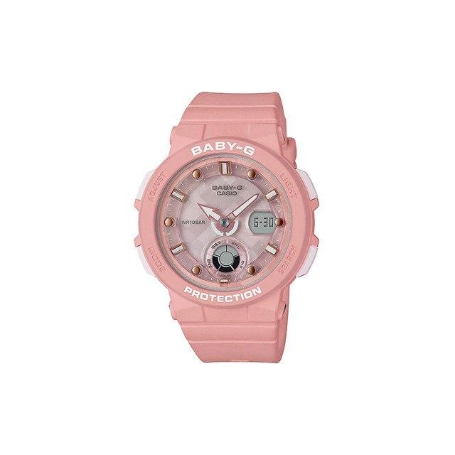 Наручные часы Casio BGA-250-4A женские, детские кварцевые