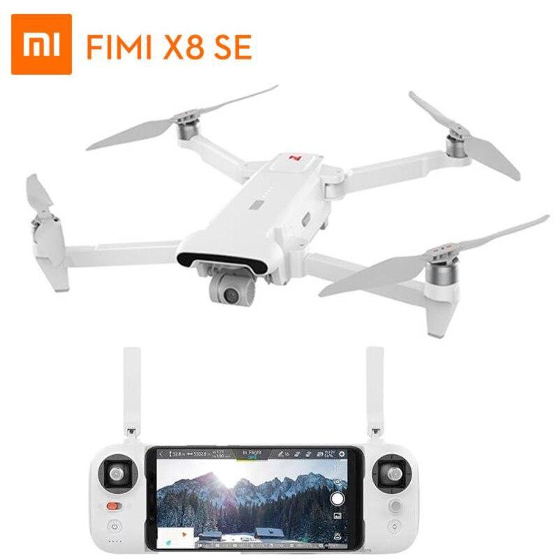 Genuína XIAOMI Drones Câmera GPS 33 min Tempo de Vôo RC Drone Quadcopter RTF para Xiaomi FIMI X8 SE 5 KM FP FIMI X8 SE RC Quadcopter