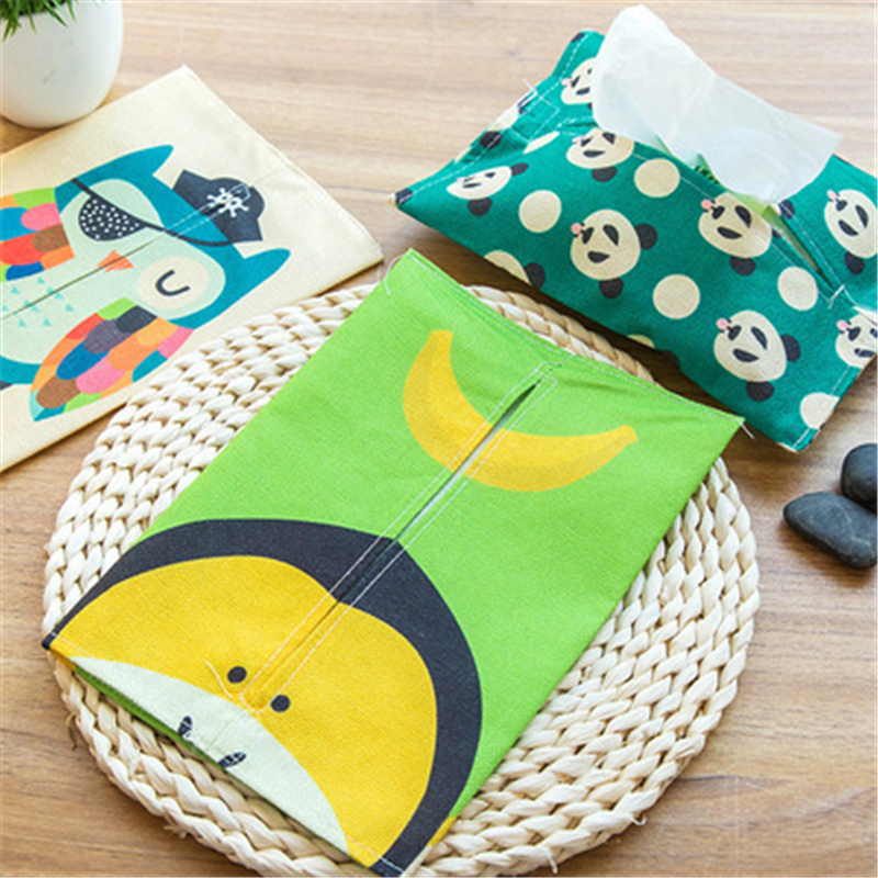 creative paper towel paper napkin towel drawing room and toilet cover  household items