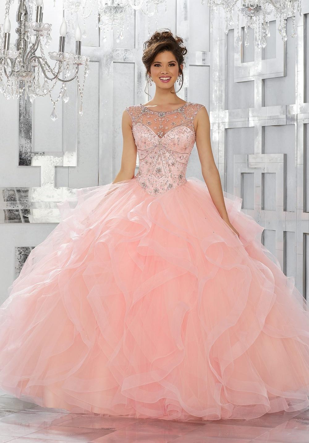 Vestidos De 15 Anos de Debutante Vestido de Cenicienta Princesa ...