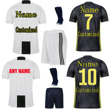 020eb4420 The European 2018-19New Men s Customized Name Numbers Soccer Jerseys Top  AAA Quality Football Team Soccer Uniforms Free Shipping