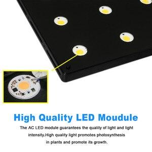 Image 4 - Ultradunne Cob Led Plant Licht Groeien Volledige Spectrum Blacksun S4 S6 S9 Led Panel Lamp Voor Indoor Hydrocultuur planten Alle Groeifase