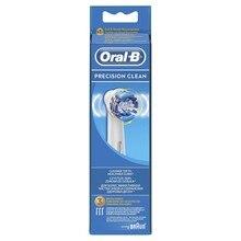 Сменные насадки для зубной щетки Oral-B Precision Clean, 3 шт.