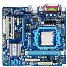 Placa base para Gigabyte GA M68M S2P, DDR2, 8GB, AM2/AM2 +/AM3, M68M, S2P, sistemas de placa base, gráficos integrados usados