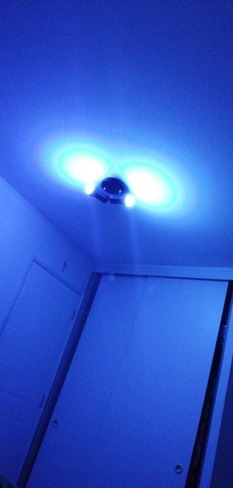 Lâmpadas LED e tubos Lâmpada Controle Mudança