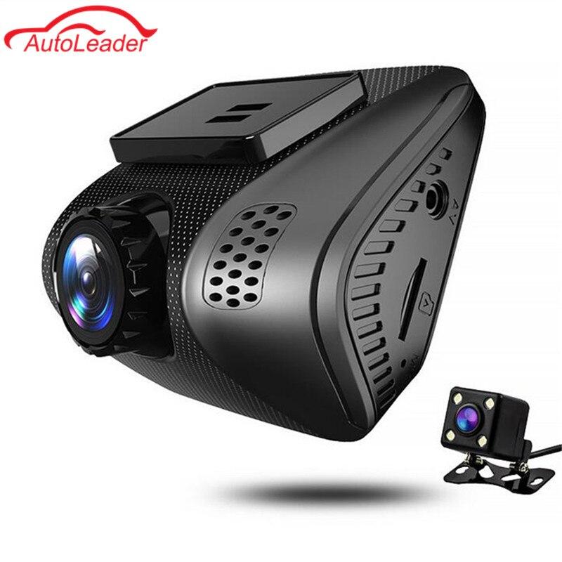 Dual Len 2.0'' Novatek 96658 Dash Camera Full HD 1080P Car DVR Video Camera Wifi Driving Recorder Dashcam Night Vision