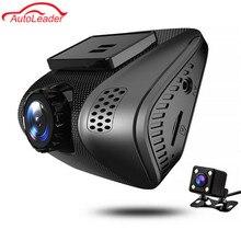 Двойной Лен 2.0 »Новатэк 96658 тире Камера Full HD 1080 P Видеорегистраторы для автомобилей Видео Камера Wi-Fi вождения Регистраторы dashcam Ночное видение