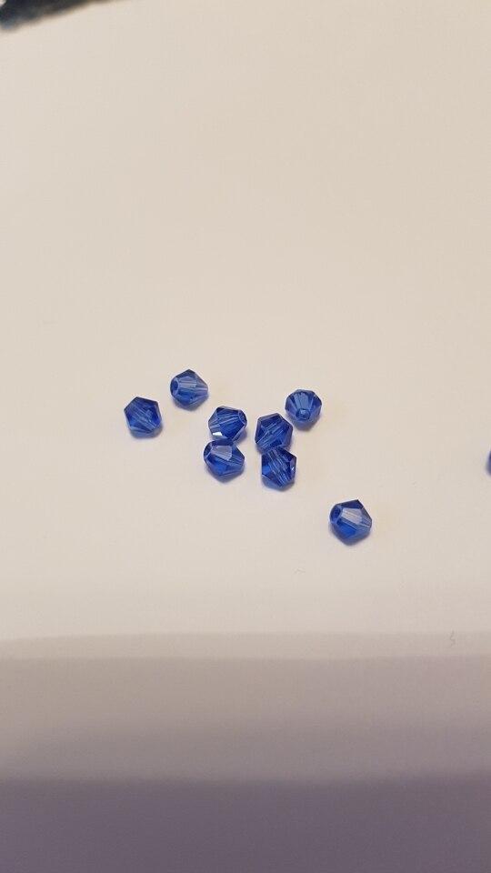 Кристалл; для ювелирных изделий; Бусина 4мм ; для ювелирных изделий;