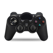2.4G Wireless Gamepad PC Games Controller Joystick Game Controller For Android Smart Phone For PS3 PC Laptop Gaming Control