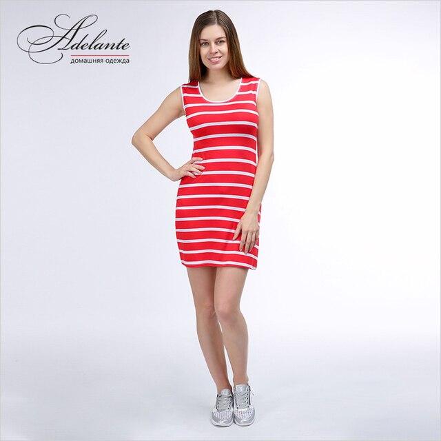 c38568d05 Vestido Europa casual juventud moderna sin mangas largo desgaste femenino  paralelo golpes tablones líneas rayas patrón
