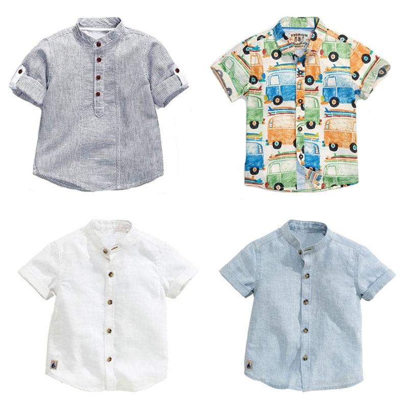 Kids Tees Short-Sleeve T-Shirt Toddler Baby-Boys Children Summer Brand New Cotton Blouse