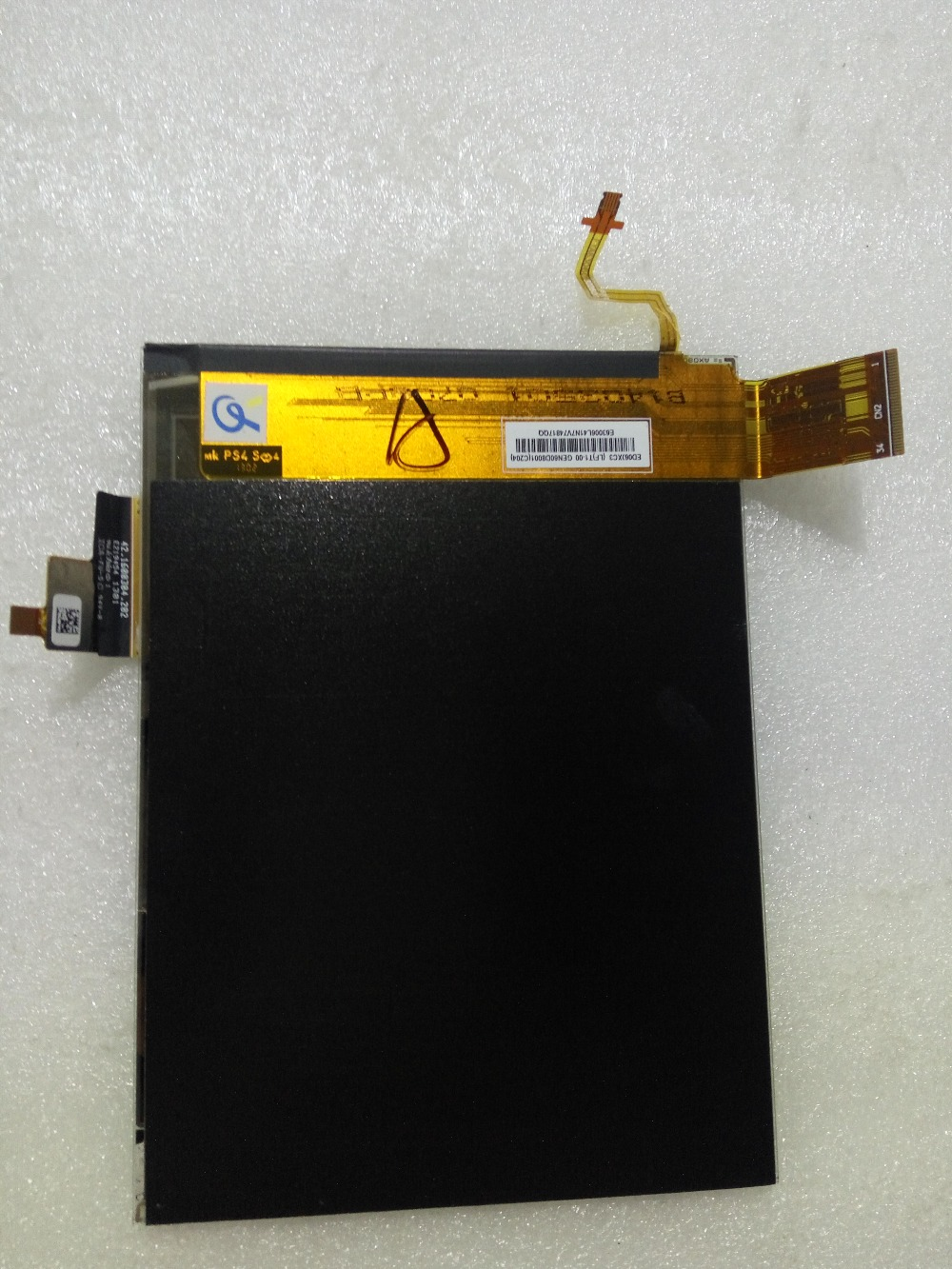 new ED060XH2 ED060SCS ED060XC3 E book Reader LCD Display Touch Screen have three types cables