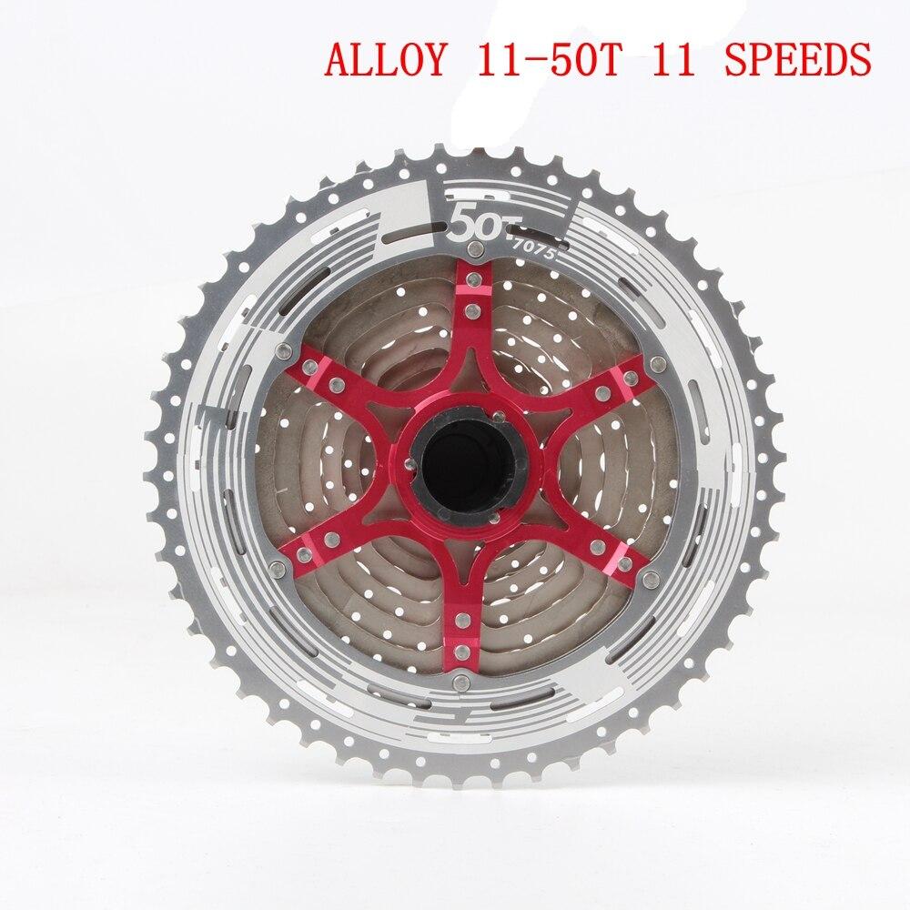 Racework Cassete Cassete MTB para Mountain Bike Incluindo 22 Wide Ratio milímetros Extender-8 Velocidade, 9 Velocidade, 10 velocidade, Velocidade 11