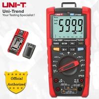 UNI T UT195E/UT195M/UT195DS True RMS Профессиональный мультиметры; IP65 Водонепроницаемый/пыле/осень доказательство цифровой мультиметр, LoZ Тесты