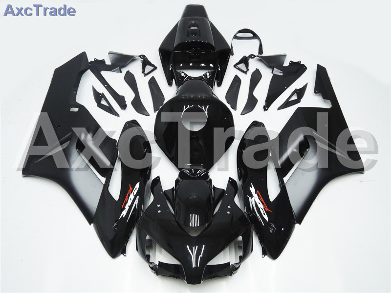Motorcycle Fairings For Honda CBR1000RR CBR1000 CBR 1000 2004 2005 04 05 ABS Plastic Injection Fairing Bodywork Kit Black A198 injection mold fairing for honda cbr1000rr cbr 1000 rr 2006 2007 cbr 1000rr 06 07 motorcycle fairings kit bodywork black paint
