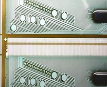 NT39538H C1272A COF כרטיסייה חדשה IC מודול 5 יחידות או 10 יח\חבילה