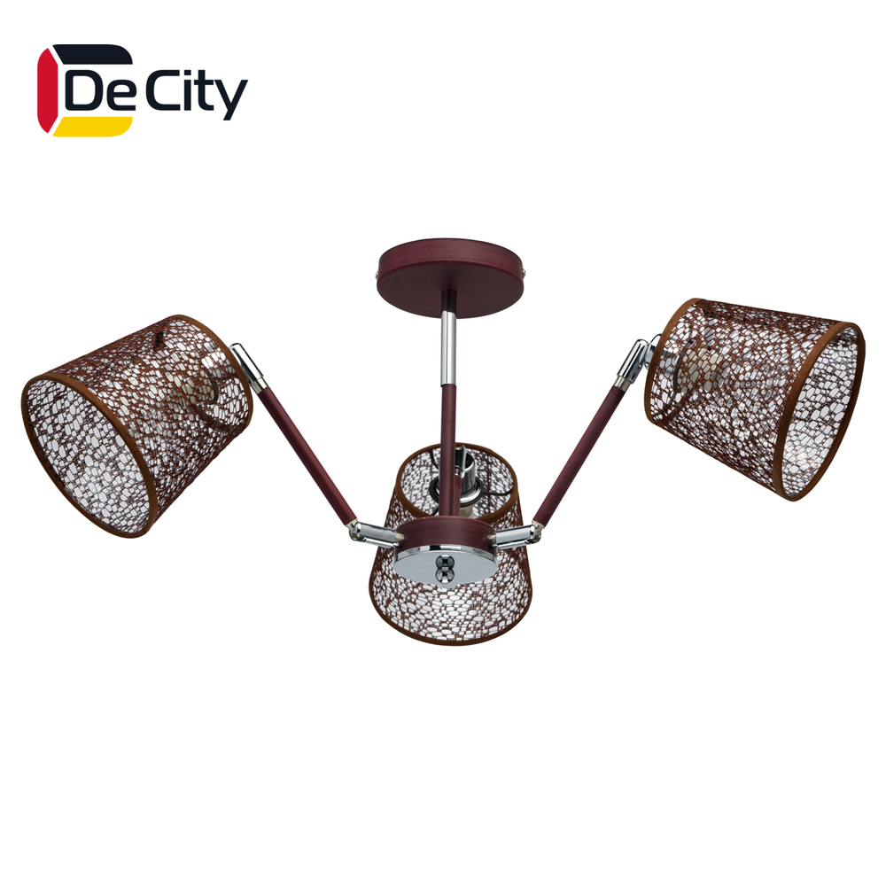 цены Chandeliers DeCity 103011903 ceiling chandelier for living room to the bedroom indoor lighting Chandelier