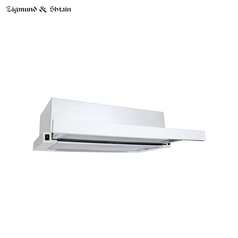 Built-in Hood Zigmund&Shtain K 008.61 W Home Appliances Major Appliances Range Hoods