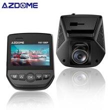 """AZDOME A305 Auto DVR WiFi Dashboard Pieno HD1080P Videocamera per auto 2.45 """"G-Sensor Video Recorder 170 Angolo Dash Cam WDR Registrazione in Loop"""