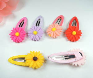 Handmade-Accessories Hairpins-Goods Flower Kids Perfect-Item Best-Products Creative Modern-Selling