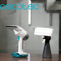 Cecotec Conga Immortal Extreme 3,7V Glass Vacuum Cleaner Electric Wiper Cordless 3 in 1 Autonomy of 30 minutes Clean up to 75m²
