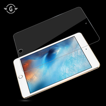 2.5D 9H Ultra Clear Premium mini4 Tempered Glass Screen Protector for Apple iPad mini 4 Glass Screen protective Film A1538 A1550 цена 2017