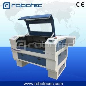 Gravação a laser 80w100w/máquina de corte/mini laser co2 cnc, máquina de corte RTJ-6090/cortador acrílico a laser para propaganda