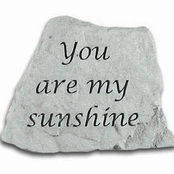 Kay Berry- Inc. 47320 You Are My Sunshine - Memorial - 3.5 Inches x 3 Inches x 1 Inches головка jtc 47320