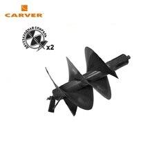Шнек для грунта CARVER GDB-400/2 двухзаходный