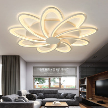 New modern Art Acrylic LED Ceiling Lights Living Room ceiling lamp bedroom Decorative lampshade Lamparas de techo fixtures black white gray minimalism modern led ceiling lights for living room bed room lamparas de techo led ceiling lamp light fixtures