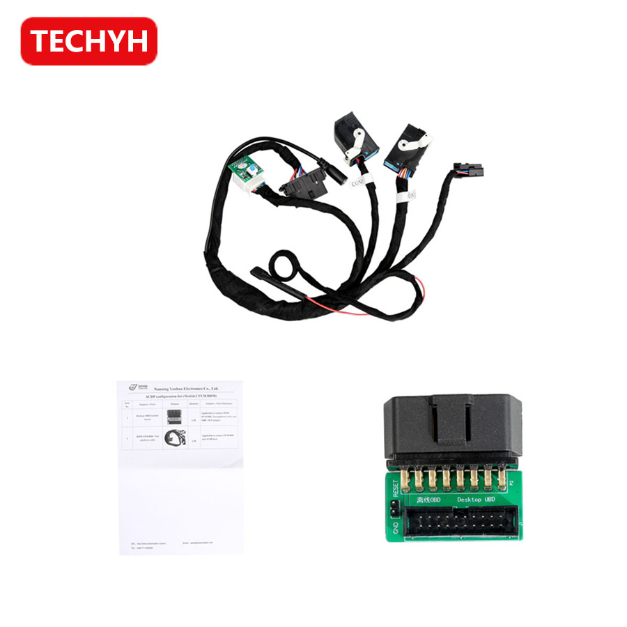 J1962 Male Car Connector Plug Diagnostic Tool Scanner Adapter Wiring