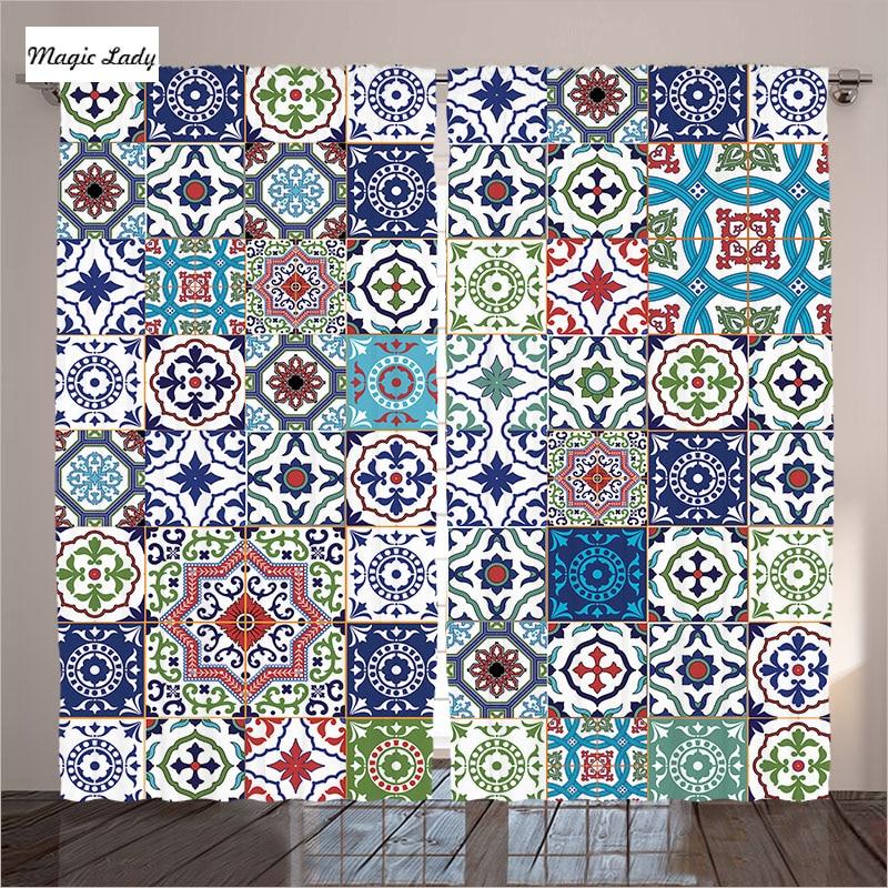 Marocain Classique Mosaïque Carrelage Inspiré Patchwork