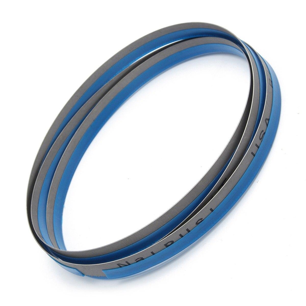 56-1/8 ''x 1/2'' x14tpi Sharps M42 bi-metall Bands Sah Schneiden Metall 1425mm