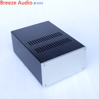 Aluminum Chassis It Can Be Used As Power Amplifier Preamp Tube Amplifeir Decoder Power Case JC2212